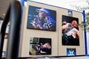 Bluesmusikkens glade ansigter udstillet i Frederikshavn