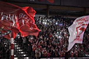Aalborg Håndbold spadserede i final four