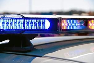 Kraftig eksplosion smadrede politistation i Sverige