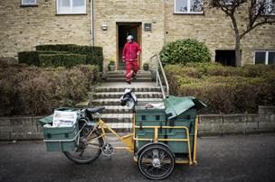 Tillidsrepræsentant: PostNord-ansatte tages som gidsler
