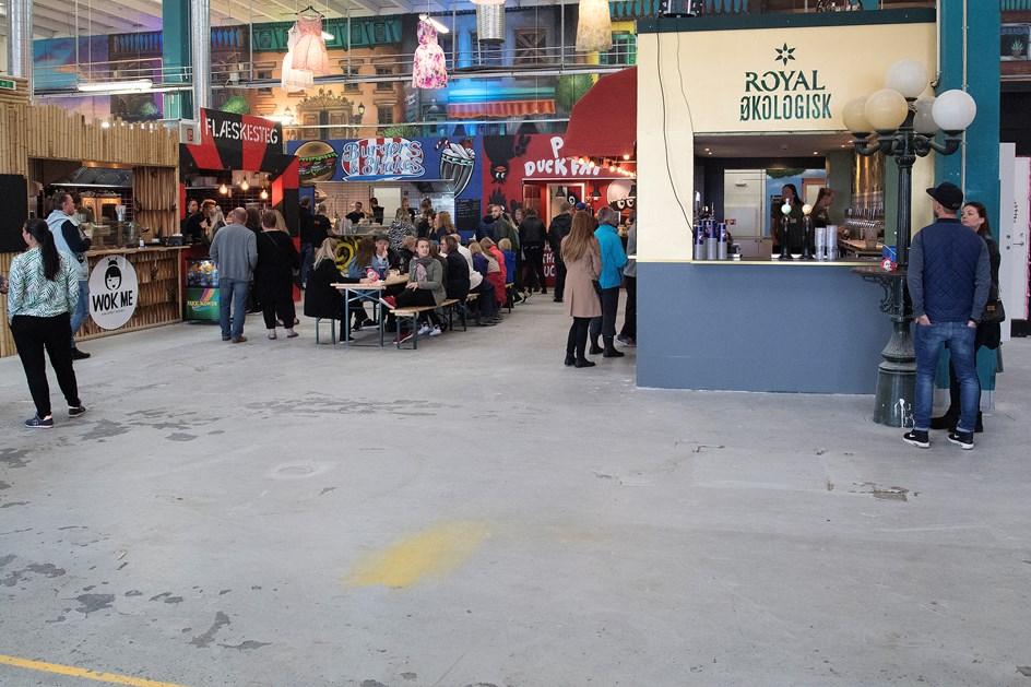 Aalborg Streetfood leder efter nye madsteder