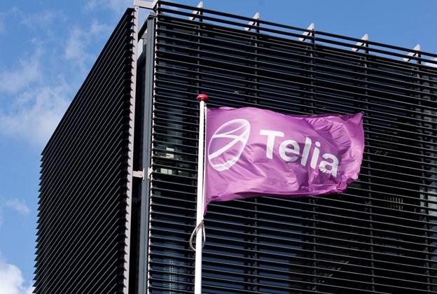 Telia taber penge og kunder i Danmark