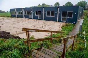 Pavilloner fjernes nu fra Simons Bakke