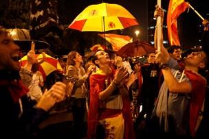 Beslutning om at opløse catalansk regering er historisk