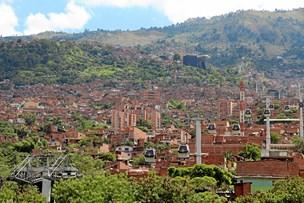 Medellin: 500 mord om året og masser af turister