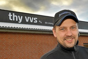 Thy VVS A/S overtager Nors-firma