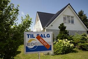 Danskerne har købt bolig for 130 milliarder kroner i år