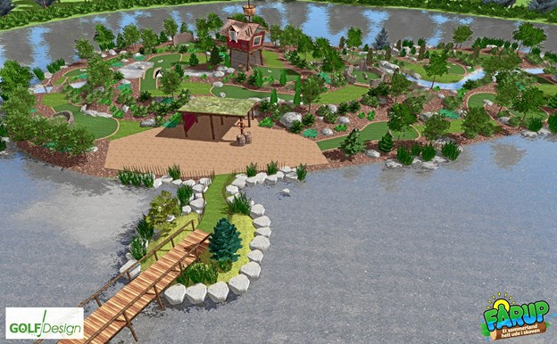 Våd sommer kostede gæster i Fårup Sommerland