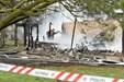 To sommerhuse nedbrændt