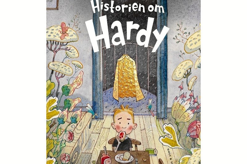 "Birgitte Sonne Kristensen<b>Børnebog: ""Historien om Hardy""</b>"