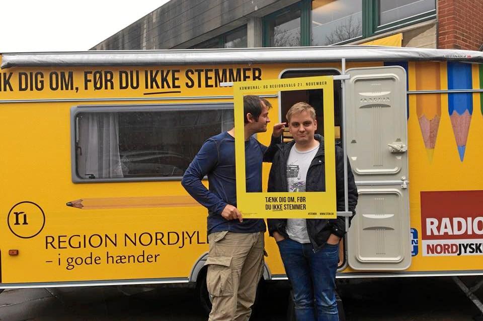 Hør Anders og Thomas' valgradio