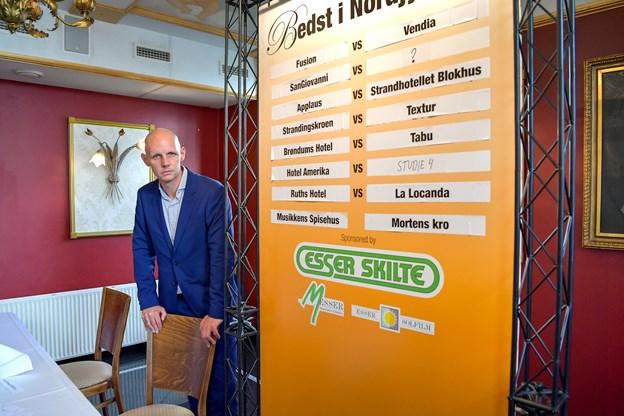 Jakob Kanne Bjerregaard og Jesper Thomasen (foto)