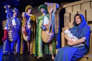Bibelhistorisk drama om Ben Hur