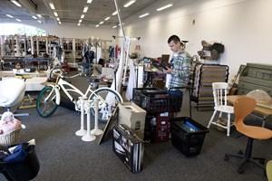 216.000 varer i ny Pop Up butik