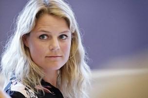 Johanne Schmidt-Nielsen: Jeg er gravid