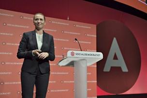 Den blå socialdemokrat: Det eneste, hun tør love, er hård udlændingepolitik