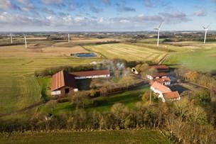 Grøn kommune - men nej til møller