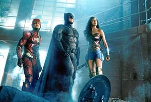 Superhelte kan ikke redde filmen Justice League