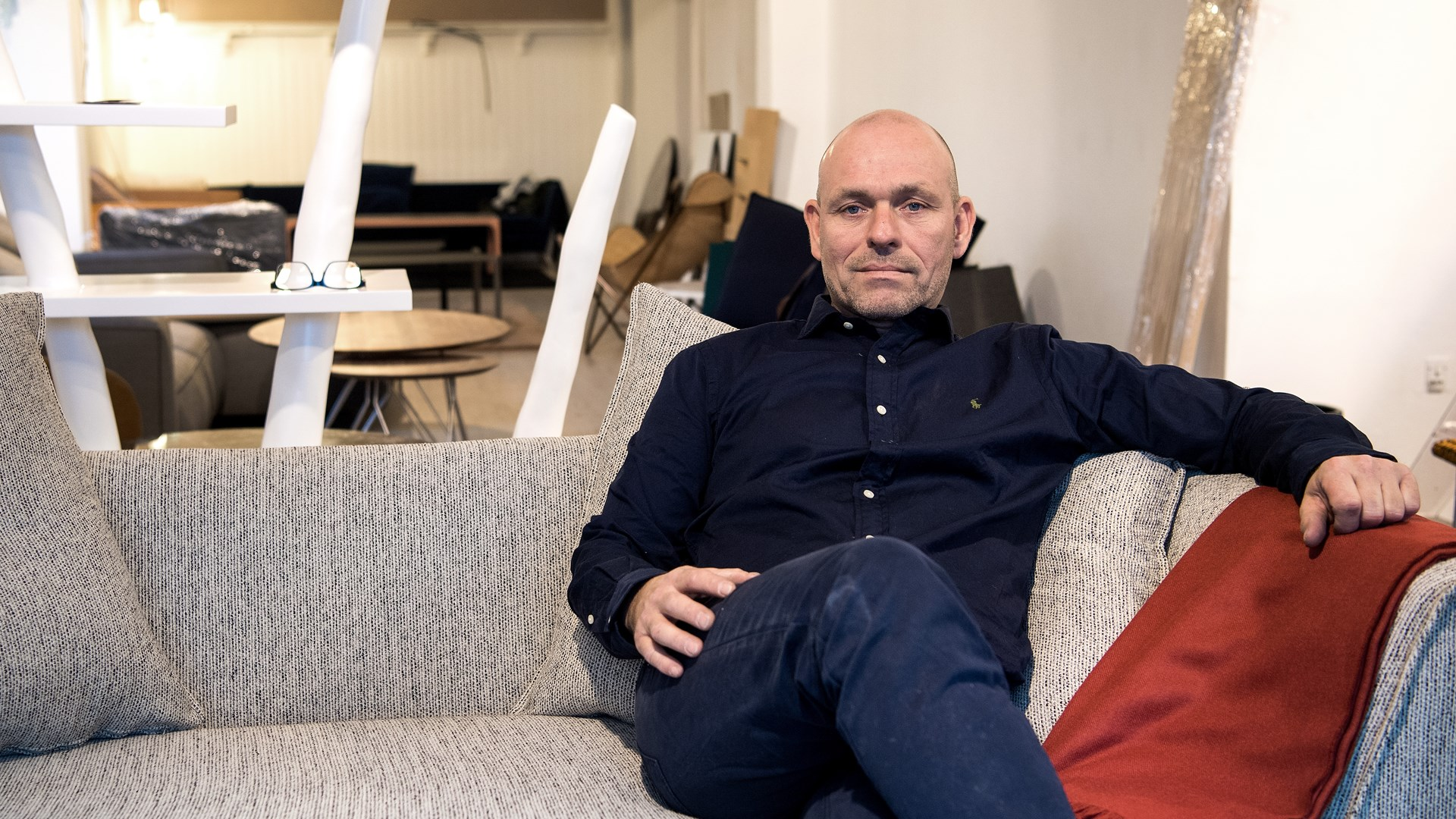Ny møbelforretning er flyttet ind i Nørregade