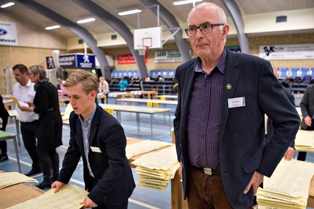 Ufrivillig kandidat - for anden gang | Nordjyske.dk