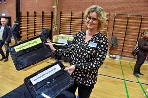 Se stemmefordelingen i Thisted Kommune