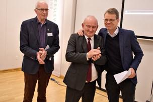 Venstre-borgmester vil fortsætte det brede samarbejde