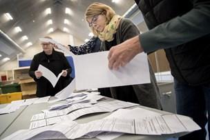 Høj stemmeprocent i Jammerbugt Kommune