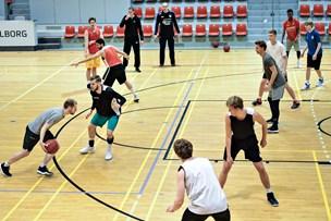 Basket-vikinger fra Aalborg sætter fællesskab over resultater