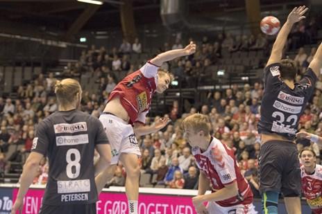 Vigtig sejr til Aalborgs mesterhold