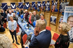 OPDATERET: Se billederne: Valg i Morsø Kommune