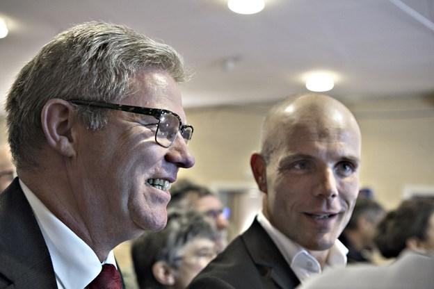 Jakob Gammelgaard og Allan Vinding Sørensen