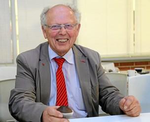 Socialdemokrat på Læsø er klar til borgmestersnak