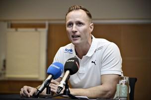 Klavs Bruun får tre år mere som landstræner