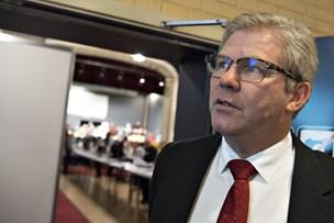 Arne Boelt i spil til ny post