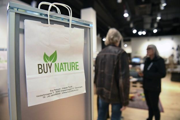 BuyNature har holdt Green Friday, hvor priserne blev sat op. Overskuddet doneres til et godt formål.