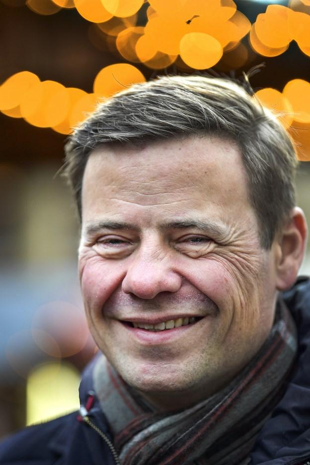 Thomas Kastrup-Larsen elsker Aalborg.