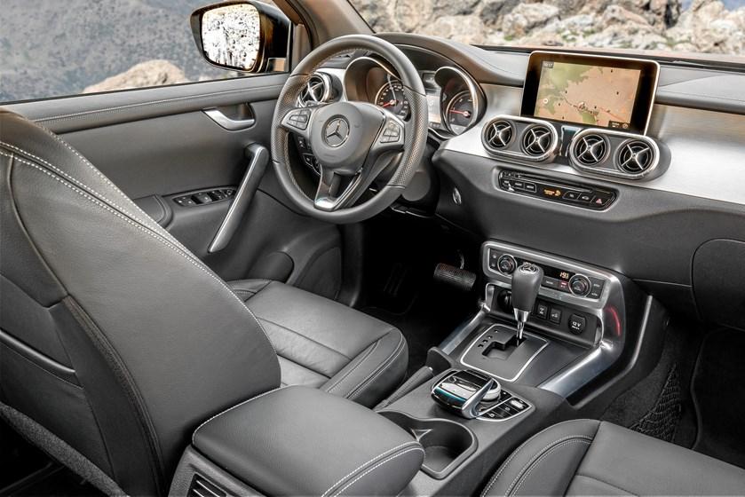 Mercedes X-klasse i Danmark - den første premium brand pickup i sin klasse