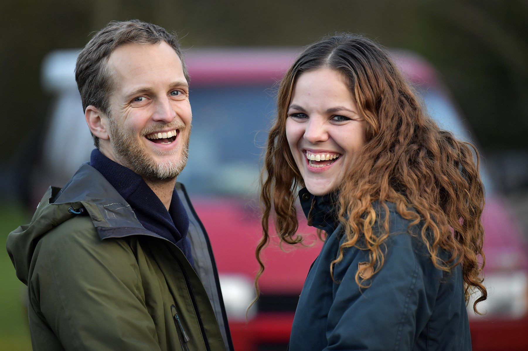 Mette Fuglsang og Morten Grau Jensen glæder sig til at rejse ud og opleve verden.