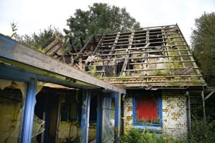 Ejendomskøber brændte sig ved køb af nedbrændt ruin