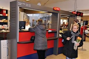 Frederikshavn Posthus flytter og åbner hos Føtex