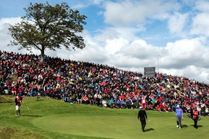 En million til golfturnering