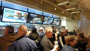 Tyvstart for helt ny burgerrestaurant
