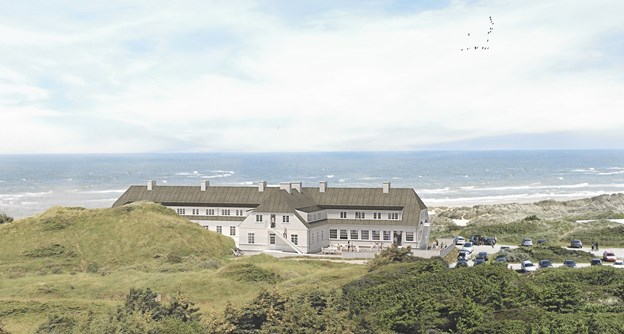 Se tegningerne: Her er det nye Svinkløv Badehotel