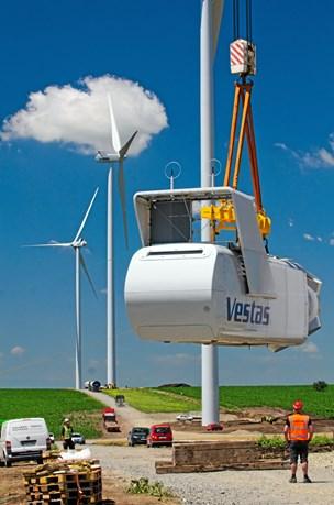 Global Wind Power kæmper for livet