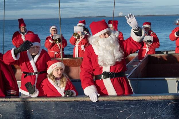 Vesthimmerland satte gang i julerierne
