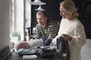 Bæredygtigt luxustøj til din baby