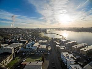 Horisonten bliver Aalborgs højeste