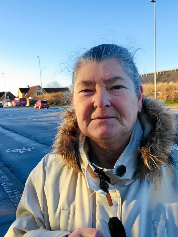 Anita Jørgensen, 65 år, Skalborg.