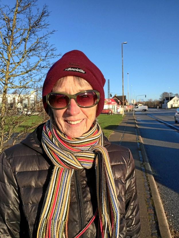 AnneGretha Boelsmand, 74 år, Skalborg.