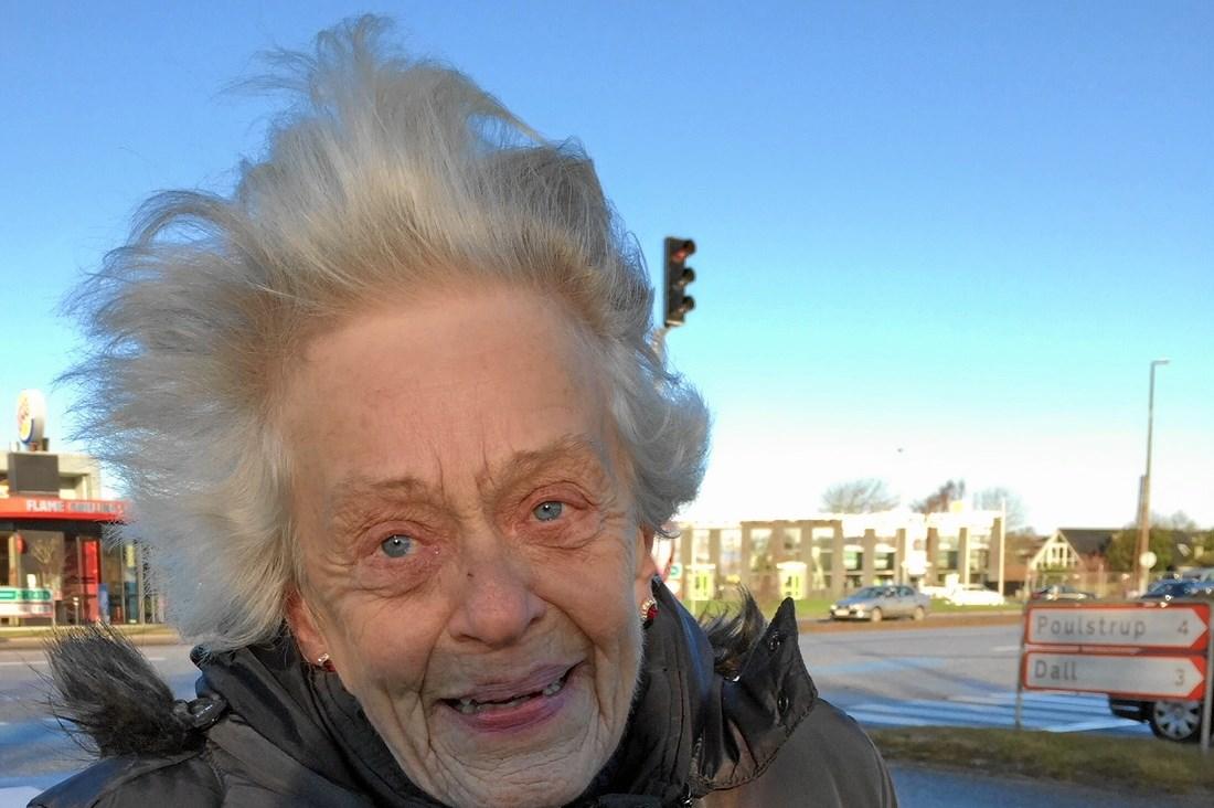 Else Thomassen, 73 år, Skalborg